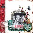 You Melt Your Mothers Heart - SCRAPBOOKING M.M. - Nr.4 July/Aug. 2009