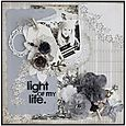Light of my Life by Steph Devlin