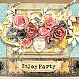 Enjoy Party card