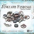 Tiny Junkyard Findings - Special Screws