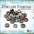 Tiny Junkyard Findings - Bolts and Nuts