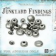Tiny Junkyard Findings - Jeans Buttons