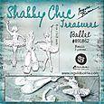 Shabby Chic Treasures - resin - Ballet